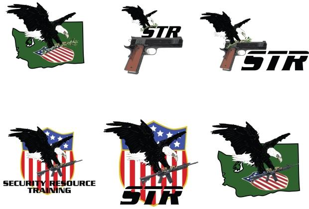 STR Logos